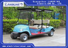 Solar Panel Roof  Electric Club Car  / 4 Passenger Golf Cart With 48V Battery CE Certificated