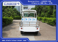 48V DC Motor Utility Cargo Vehicle / Electric Pick Up Truck 5 Seats